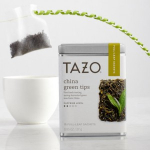 Starbucks Tazo Full-leaf Tea